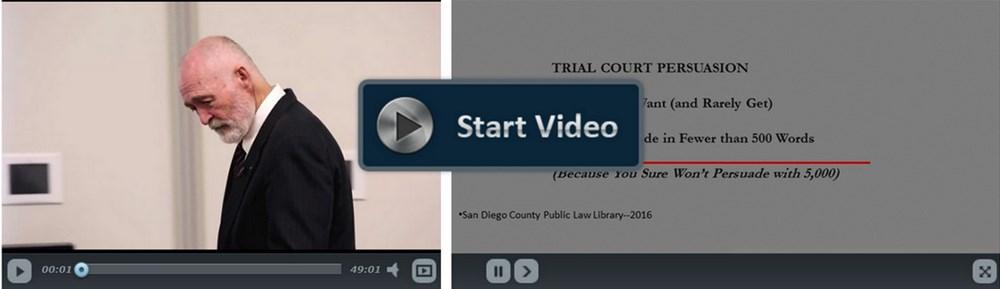 Persuading Trial Court Judges
