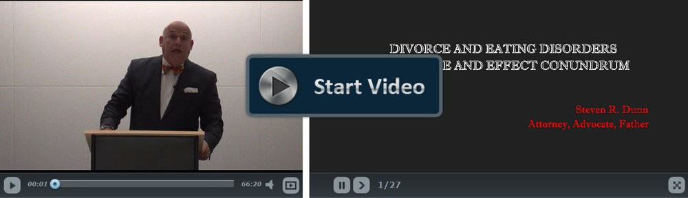 Divorce and Eating Disorders